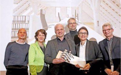 Hugo-Häring-Landespreis 2018 geht an den HOF8