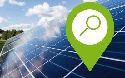 Standortanalyse für Freiflächen-Photovoltaik