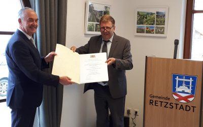 Bayerischer Staatspreis für Retzstadt